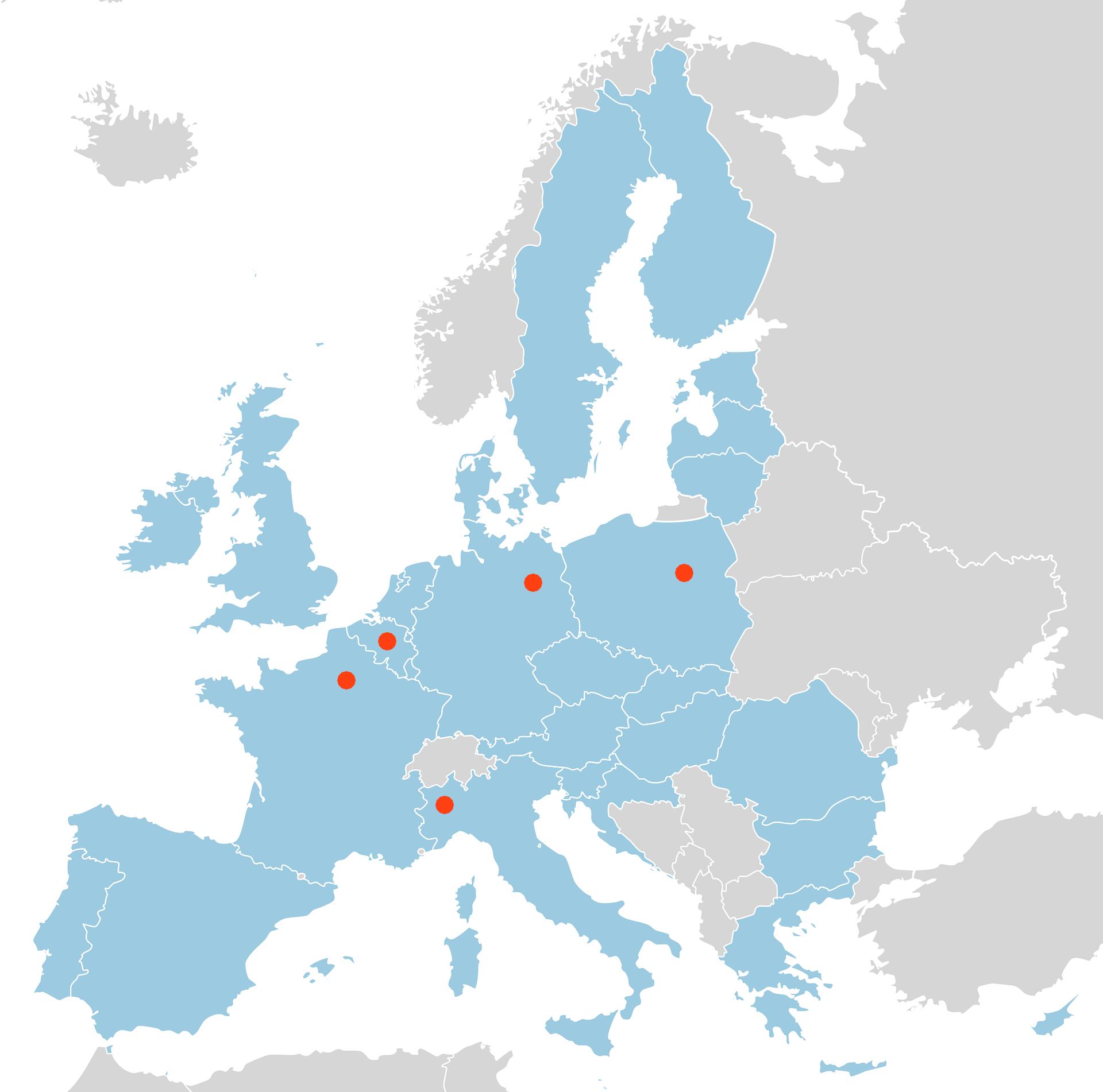 Teilnehmer des Culture Backstage Programms besuchen europäische Creative Hubs und beschäftigen sich mit Kultur, Unternehmensmanagement, Kunst, Medien, Philosophie und Marketing.